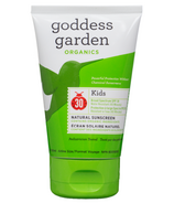 Goddess Garden Sunny Kid Natural Sunscreen
