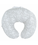 Perlimpinpin Nursing Pillow Grey Chevron