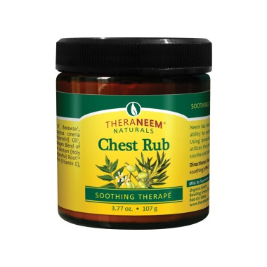 TheraNeem Soothing Chest Rub