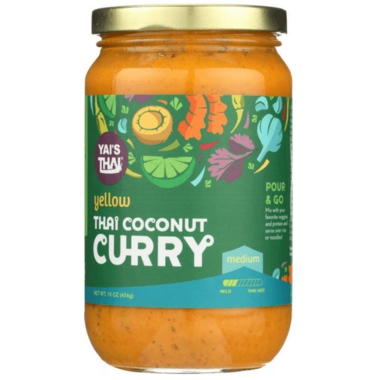 Yai\'s Thai Yellow Coconut Curry