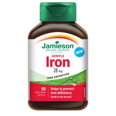 Jamieson Gentle Iron 28mg