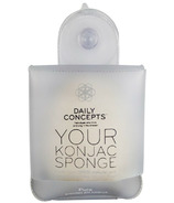 DAILY CONCEPTS All Natural Your Konjac Sponge Pure