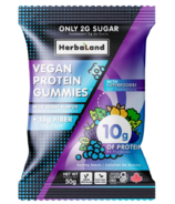 Gommes Herbaland Protein gout Baies sauvages