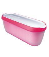 Tovolo Glide-A-Scoop Ice Cream Tub Raspberry