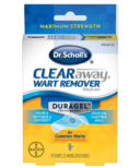 Dr. Scholl's Clear Away Wart Remover with DURAGEL Technology