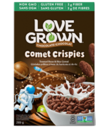 Love Grown Kid's Chocolate Comet Crispies Cereals