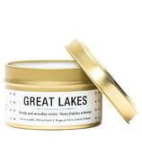 Vancouver Candle Co. Great Lakes Tin