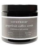 Lovefresh Coffee Sugar Scrub Japanese Grapefruit