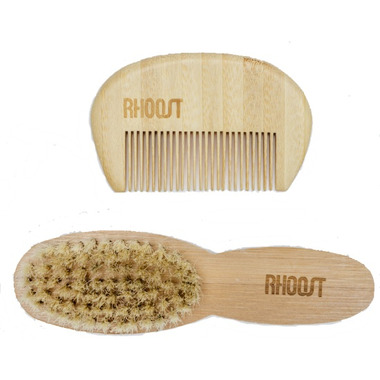Rhoost Baby Brush and Comb Set