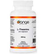 Orange Naturals L-théanine