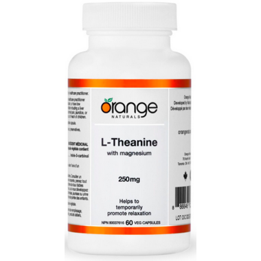 Orange Naturals L-Theanine