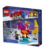 LEGO The LEGO Movie 2 Introducing Queen Watevra Wa'Nabi