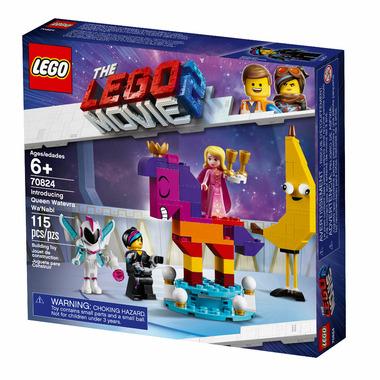 LEGO The LEGO Movie 2 Introducing Queen Watevra Wa\'Nabi