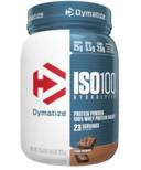 Dymatize Nutrition ISO 100 Hydrolyzed Protein Powder Fudge Brownie