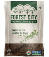 Forest City Organic Thyme Leaves