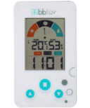 bbluv Igro 2-in-1 Digital Thermometer/Hygrometer for Babys Room