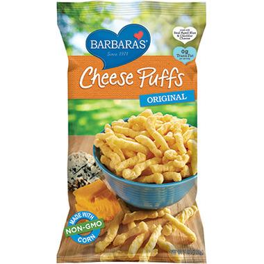 Barbara\'s Original Cheez Puffs