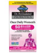 La formule probiotique médicinale quotidienne de Garden of Life, élaborée spécialement pour les femmes