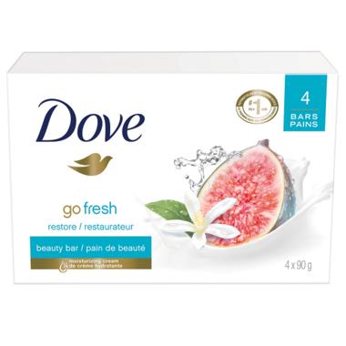 Dove Go Fresh Restore Beauty Bar
