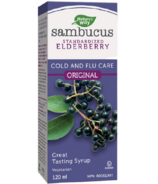 Nature's Way Sambucus Cold & Flu Elderberry Syrup