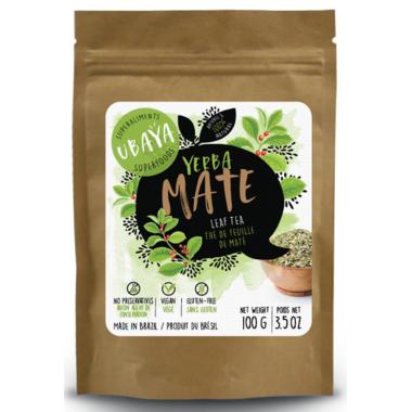 Ubaya Yerba Mate Tea Leaves