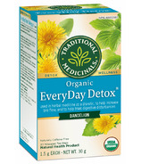 Traditional Medicinals Organic Everyday Detox Dandelion