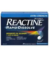 Reactine Extra Strong Rapid Dissolve