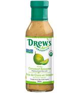 Drew's Organics Thai Coconut Sesame Dressing & Marinade