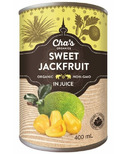 Cha's Organics Sweet Jackfruit In Juice