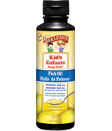 Barlean's Kid's Fish Omega Swirl Lemonade Flavor