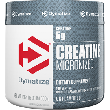 Dymatize Nutrition Creatine Monohydrate 500 Grams