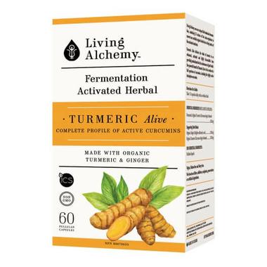Living Alchemy Turmeric Alive