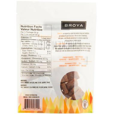 Broya Jalapeno Honey Chicken Bites