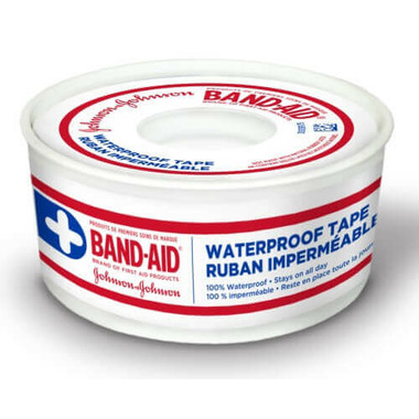 Band-Aid Waterproof Tape