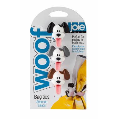 Joie Woof Bag Ties