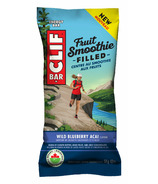 Clif Bar Smoothie Filled Bar Wild Blueberry Acai Flavour