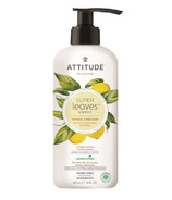 ATTITUDE Super Leaves Natural Hand Soap Lemon Leaves