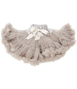 Olivia Rose Pettiskirt Silver Glitter