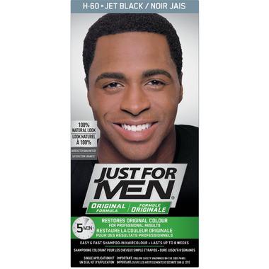 Just For Men Original Formula Permanent Hair Colour Jet Black
