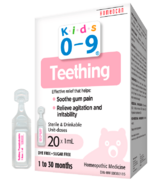 Homeocan Kids 0-9 Teething Unidoses