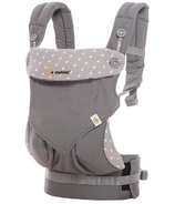 Ergobaby Four Position 360 Baby Carrier Dewy Grey