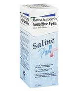 Bausch & Lomb Sensitive Eyes Saline Plus Solution