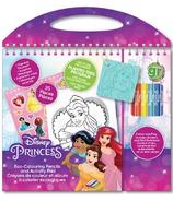 greenre Eco-Disney Princess Colouring Pencils and Activity Pad