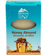 Mountain Sky Honey Almond Bar Soap