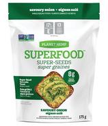 Planet Hemp Superfood Super Seeds Savoury Onion