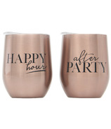 MYTAGALONGS Happy Hour Wine Cups