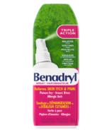 Spray anti-démangeaison Benadryl