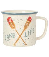 Now Designs Heritage Mug Lake Life