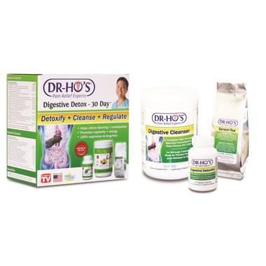 Dr. Ho\'s Digestive Detox