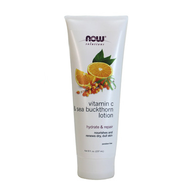NOW Solutions Vitamin C & Sea Buckthorn Lotion